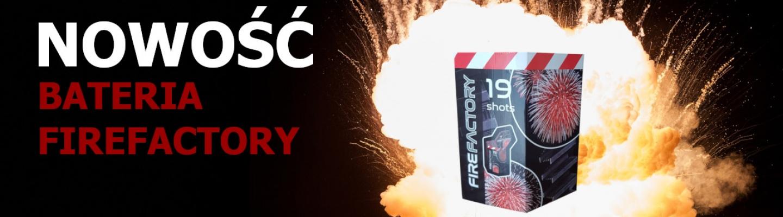 Slider 1 - strona główna FireFactory